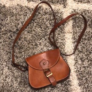 Handbags - Authentic Genuine Leather Purse from Greece